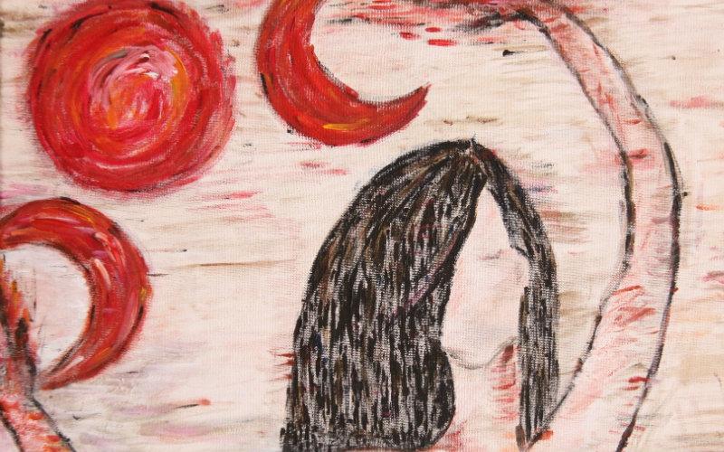 Lune in Rosso