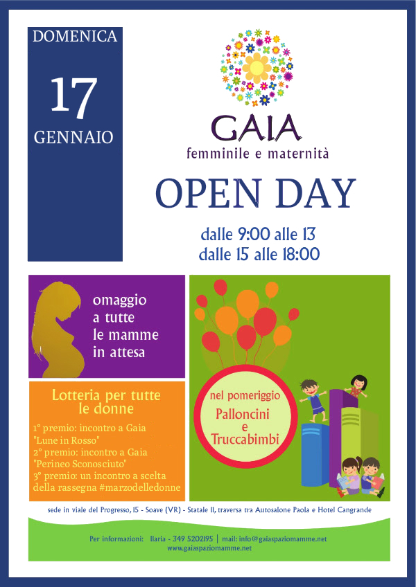 open day gaia