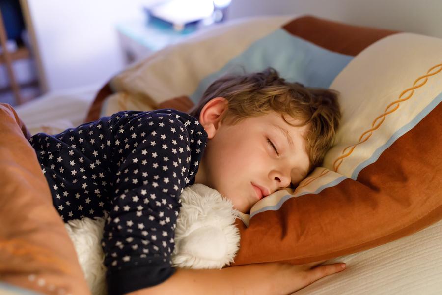 routine della buonanotte bambini